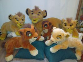 Jemini Lion King by Frieda15