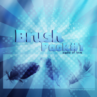 Feather Brush Pack #1 by TheSwordOfDeath
