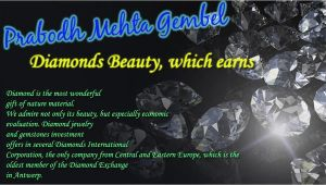 Prabodh Mehta, Diamonds Beauty, which earns by PrabodhMehta