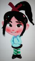 Vanellope Forza 4 by Jailboticus