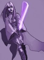 my roommate is a jedi by Sable-sama