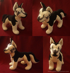 GDW - Jerome plush finished by goiku