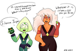 Even Jasper knows. by Link-Pikachu