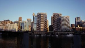 CityScape : WaterScape by natosaurus