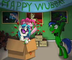 Happy Birthday Fundz! by Alorpax