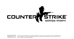 Counter Strike MLP Wallpaper by mayosia