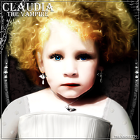 Claudia the Vampire by theAmoretto