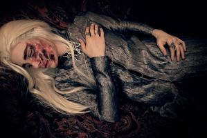 The Hobbit: Thranduil Fades by Revelio
