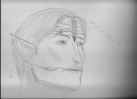 Daily Sketch - Tamlen by Shaleene1