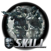 S.K.I.L.L. Special Force 2 Icon by DudekPRO