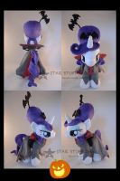 NightmareNightContest - Nightmare Night Rarity by StarMassacre