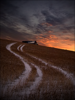 Over the Hill by wb-skinner