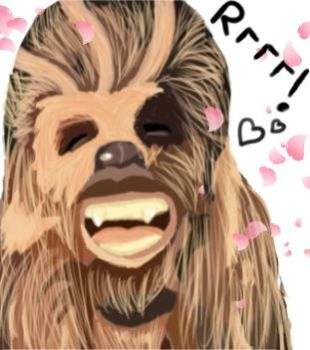 Wookie by Veconia