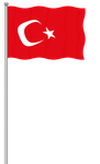Flag of Turkey by llmatako