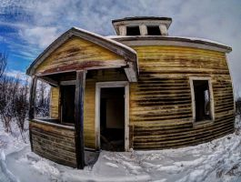 Abandonned but still standing... by AgilePhotography