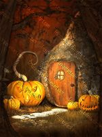 Fairy's Halloween by Trisste-stocks
