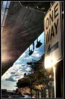 One Way HDR by CloudINC00