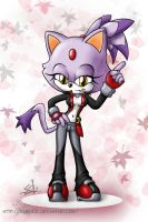 Blaze - Obscure clothes by Dark93C