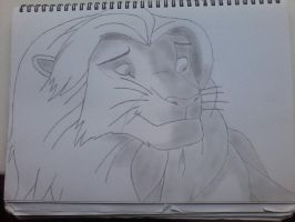 The Lion King - Simba by Xleeboii94X