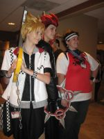 Kingdom Hearts by Witts-End