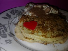 Lovely pancakes by MellWerr