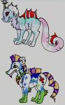CLOSED Crazy Critter Adopts by HappysAdopts