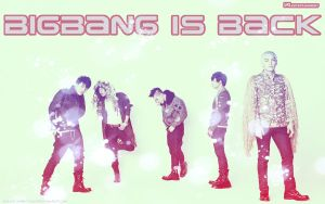 Big Bang Comeback Wallpaper3 by XxDark-ValentinexX