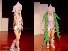 Cosplay - Jeanne - Shaman King by MishiroMirage