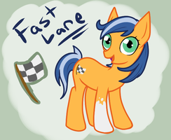 Fast Lane by Lily-Fae