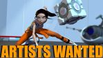 Artists Wanted for Portal Short! by alexzemke