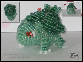 Bulbasaur by Delinlea