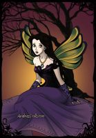 Lena Duchannes as a Fairy by LadyAquanine73551