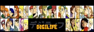 Happy Anniversary Digilife by taichikun14