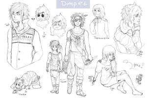 Dump 1 by Aludoudhy