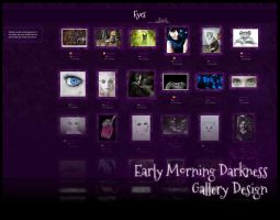 Early Morning Darkness Gallery by GillianIvy
