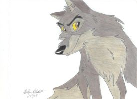 Mischevious Balto 2 by skipshark773