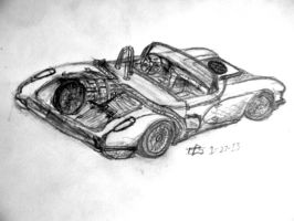 Corvette C1 by daStig177