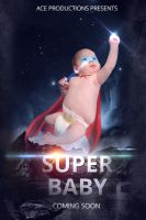 Super Baby Poster by ShiroKagamine