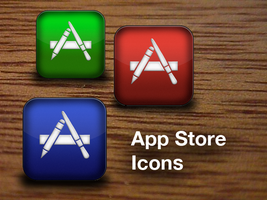 App Store Icons by robduckyworth