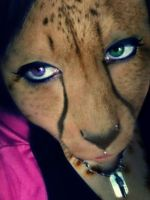 Lupa, the lovely cheetah :) by ricyn