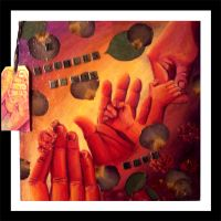 A mothers' hands by ShockingAngel