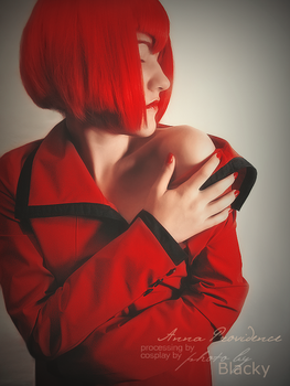 Madame Red by me by AnnaProvidence