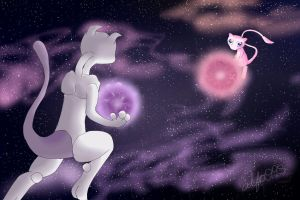 Mewtwo strikes back by alfa995