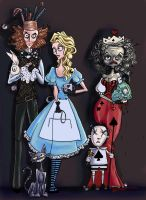 Alice by Tim Burton II by Ericmaniac