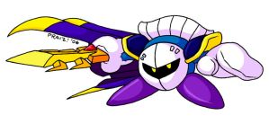 Sir Meta Knight by EnterPraiz