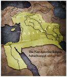 Civilization 5 Map: Assyria by sukritact