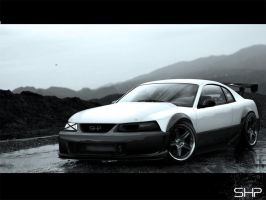Ford Mustang - SHP by shappass
