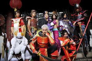 Dynasty Warriors by Risuchia