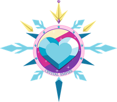 Crystal Empire Logo by MusicJump