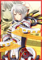 Haseo Xth by Villyane